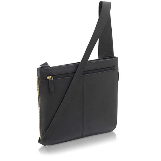 Radley Pockets Large Ziptop Cross Body Handbag Black