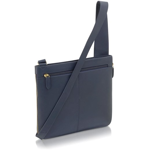 Radley Pockets Large Ziptop Cross Body Handbag Ink