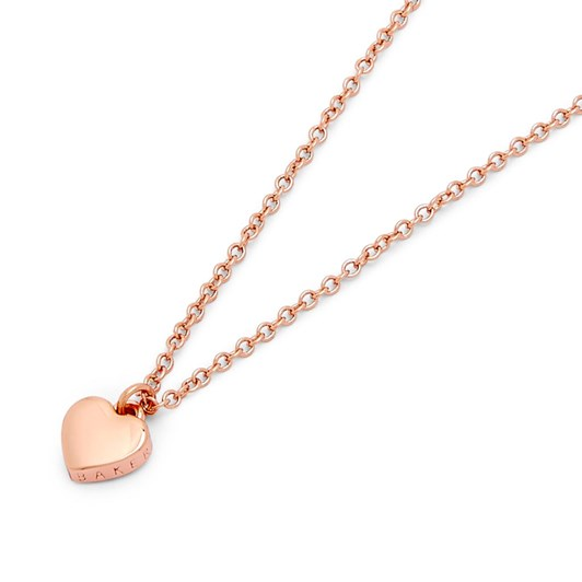 Ted Baker Tiny Heart Pendant Necklace
