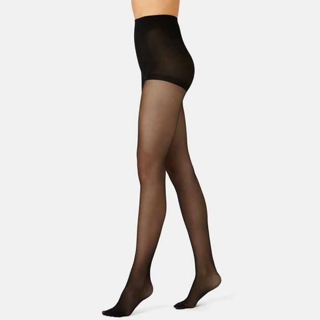 Voodoo Touch Sheers - soft black