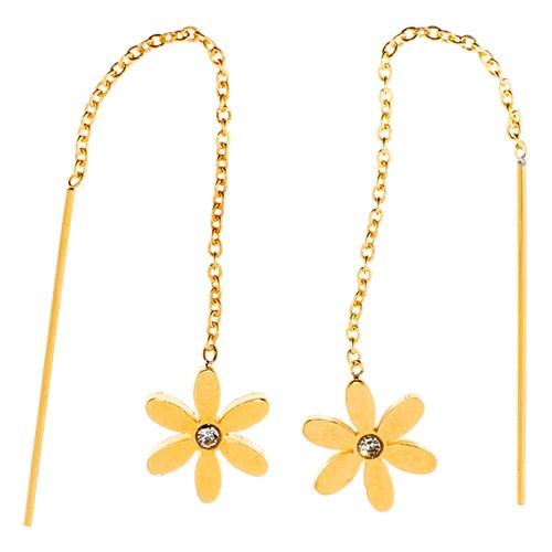 Charm Gold Daisy Threads