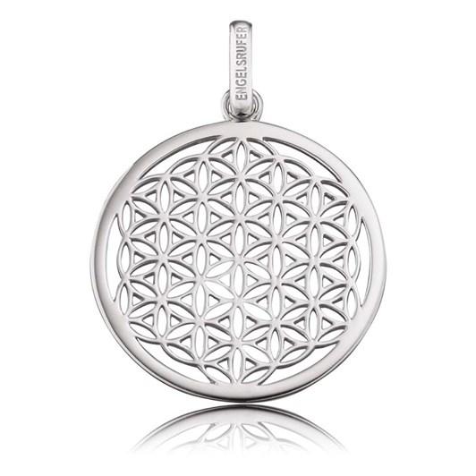 Engelsrufer  Silver Flower Of Life Pendant