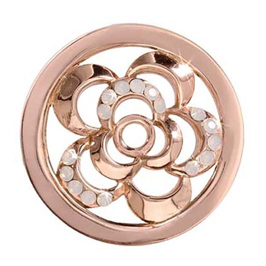 Nikki Lissoni Surprse Poppy Rosé G/P 23Mm Coin
