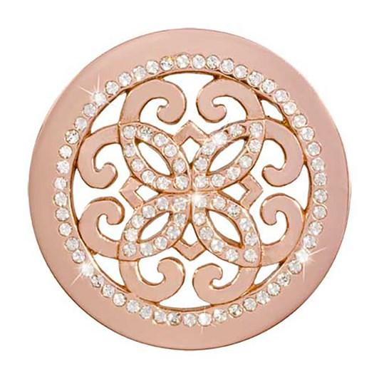 Nikki Lissoni Baroque Rosé G/P 33Mm Coin