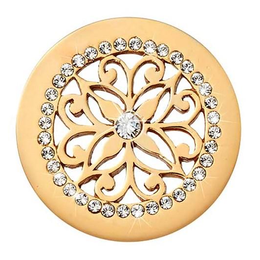 Nikki Lissoni Glamourous Ornament G/P 23Mm Coin