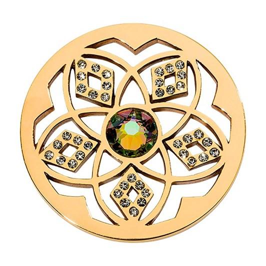 Nikki Lissoni Charming Flower G/P 33Mm Coin