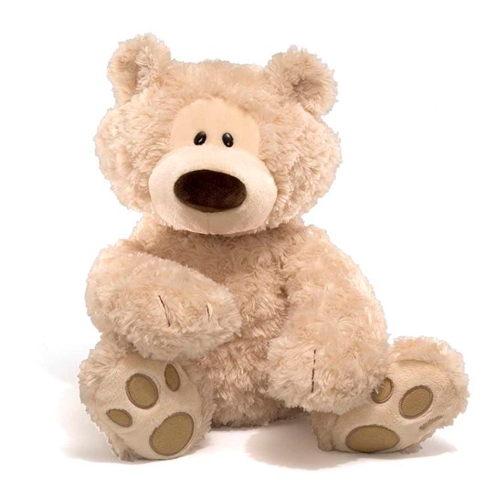 Jasnor Bear: Philbin Beige 47Cm