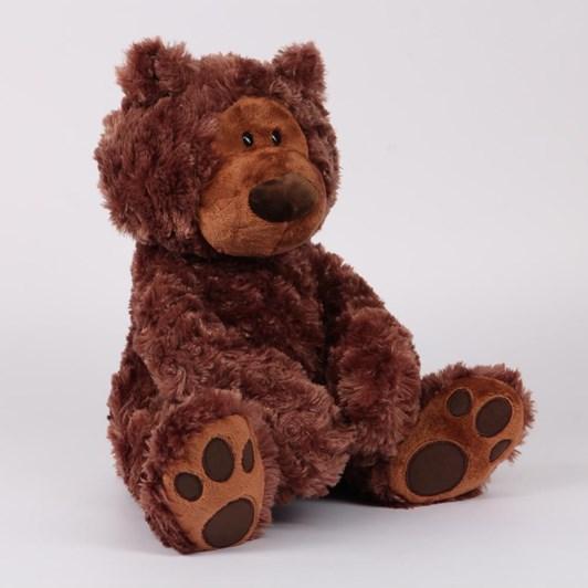 Baby Gund Bear: Philbin Dark Brown 47Cm
