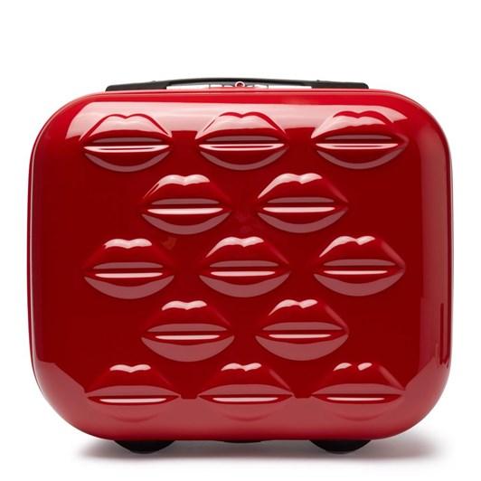 Lulu Guinness Lips Vanity Case