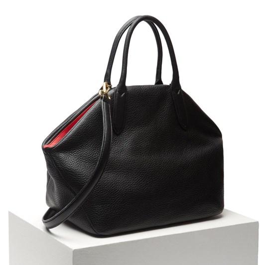 Lulu Guinness Large Peekaboo Lip Valentina Handbag