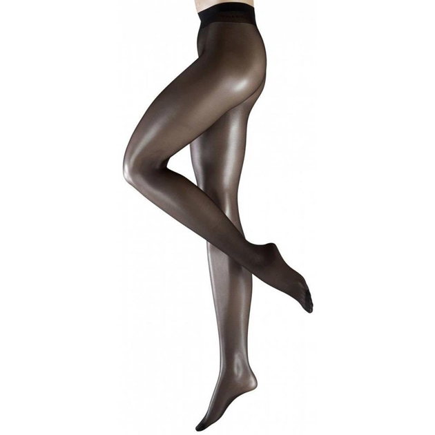Falke 15 Bright Silk Tights - 0300 black