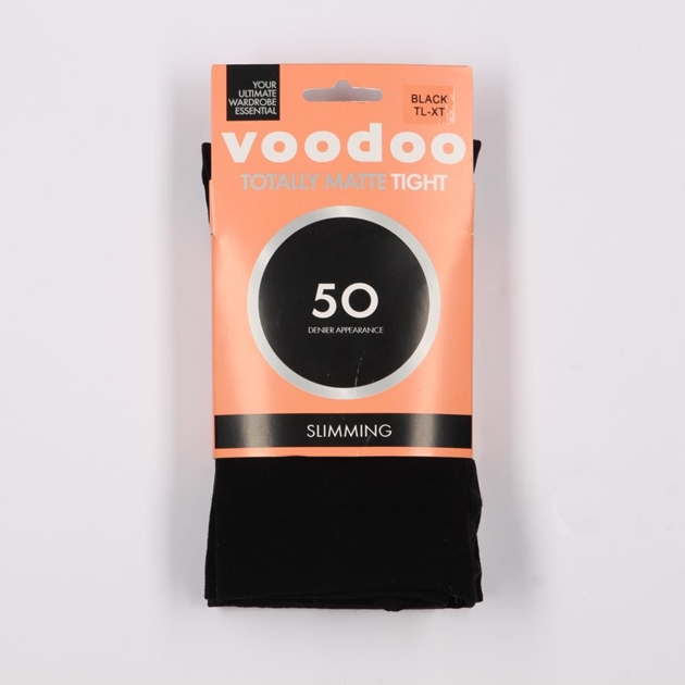 Voodoo Tmatte 50 Slim Tight - blk black