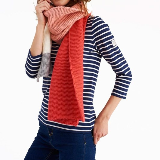 Joules Knitted Scarf