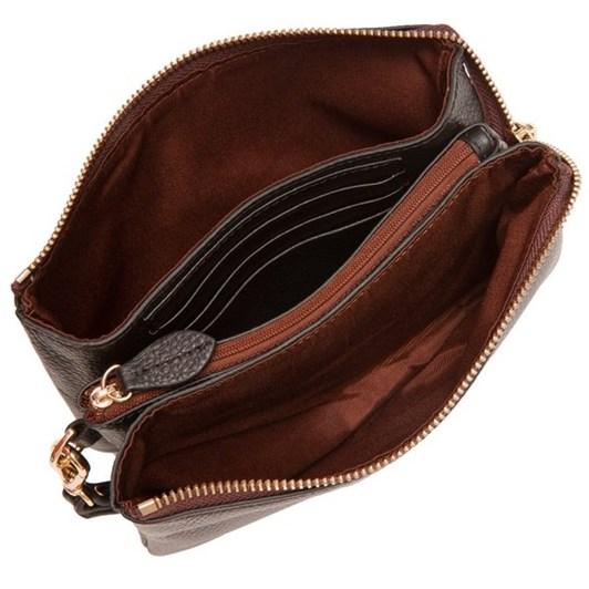 Saben Tilly with Strap Leather Handbag