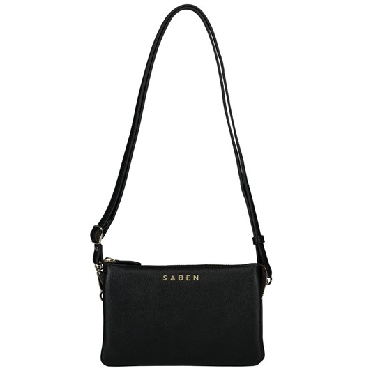 Saben Tilly with Strap Leather Handbag