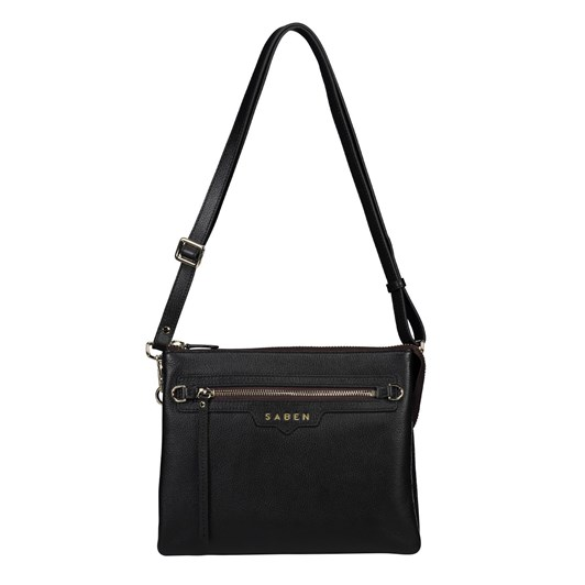 Saben Matilda Plain Leather Handbag