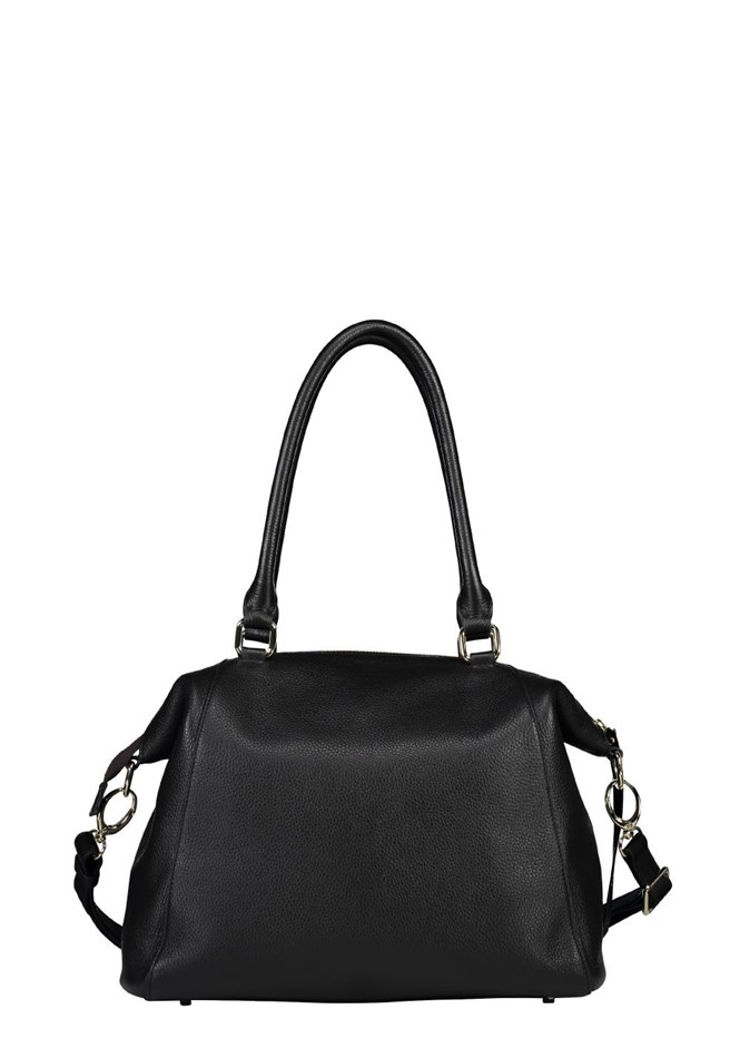 Saben Gita Leather Handbag -