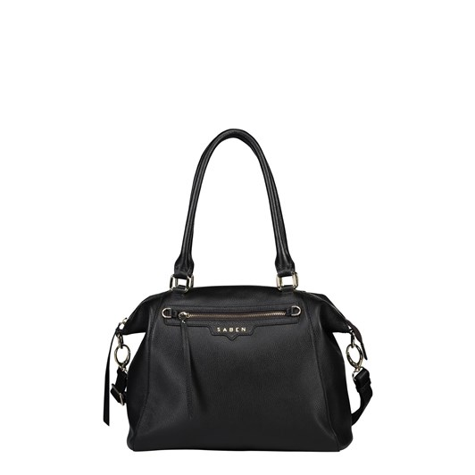 Saben Gita Leather Handbag