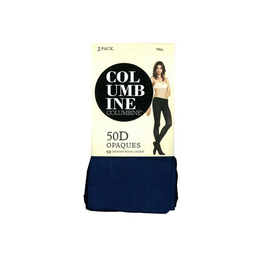 Columbine  50D Two Pack Opaque Tights