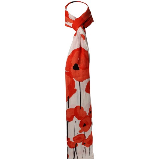 Alice& Lily Winter Weight Poppy Viscose Scarf