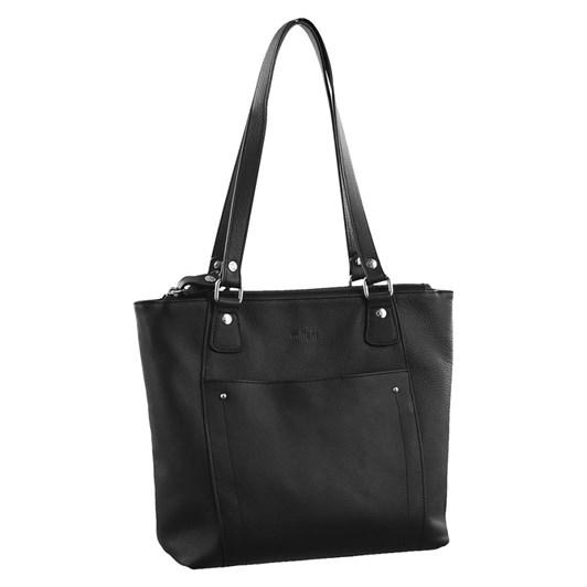 Milleni Leather Tote Shoulder Bag