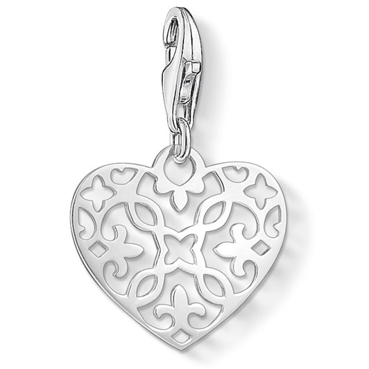 Thomas Sabo Charm Club Arabesque Heart