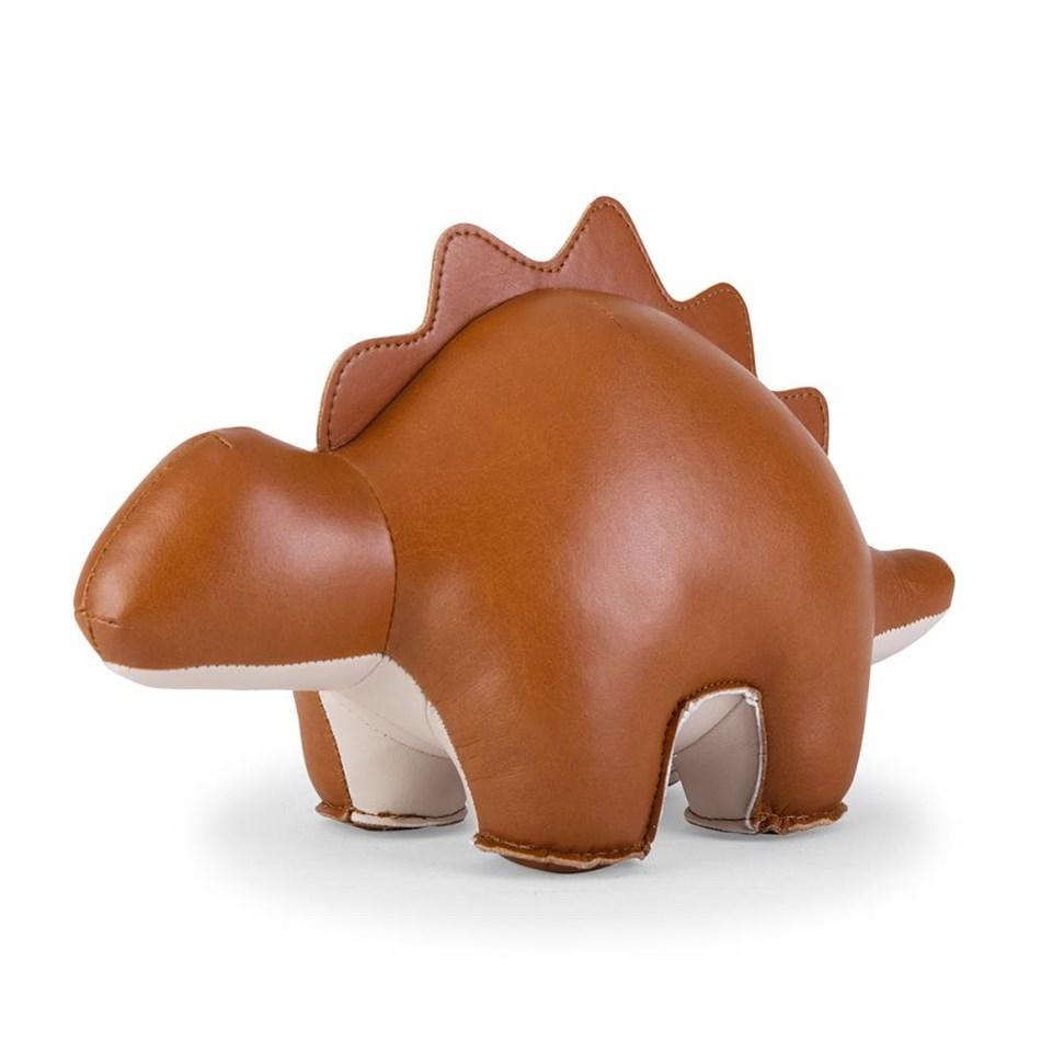 Zuny: Bookend Stegosaurus Tan - tan