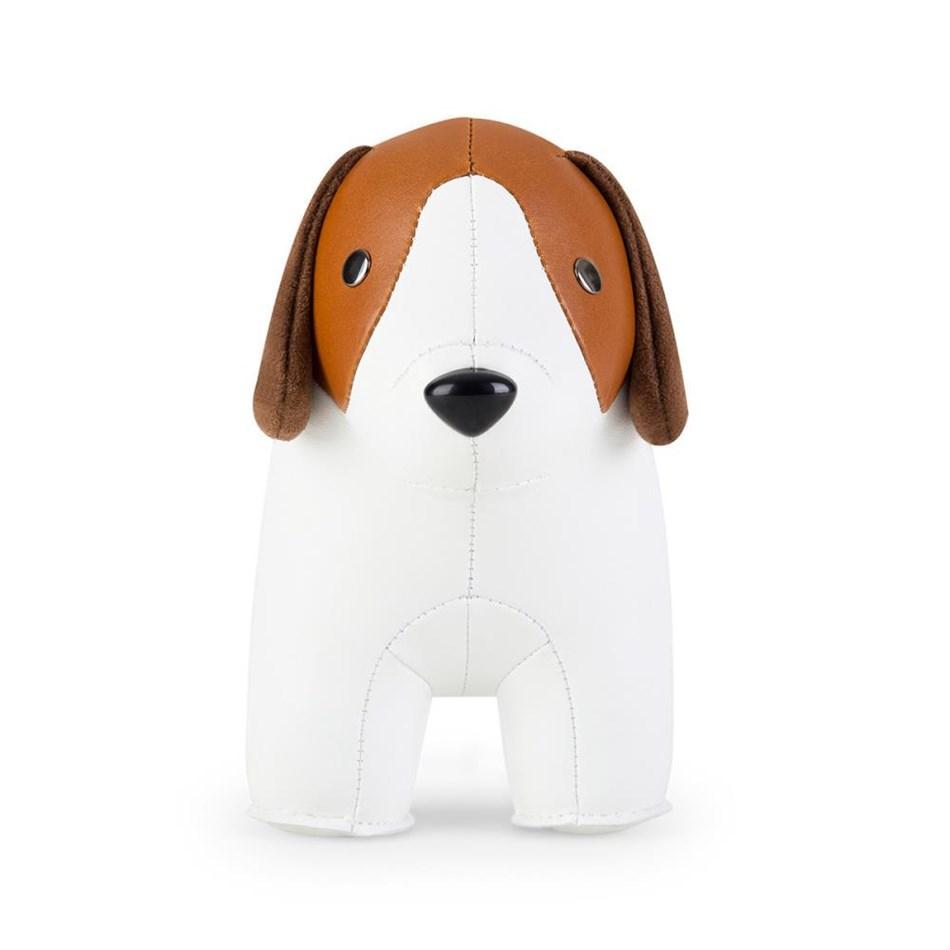 Zuny: Bookend Classic Beagle Tan - tan