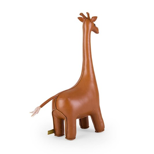 Zuny: Bookend Classic Giraffe Tan