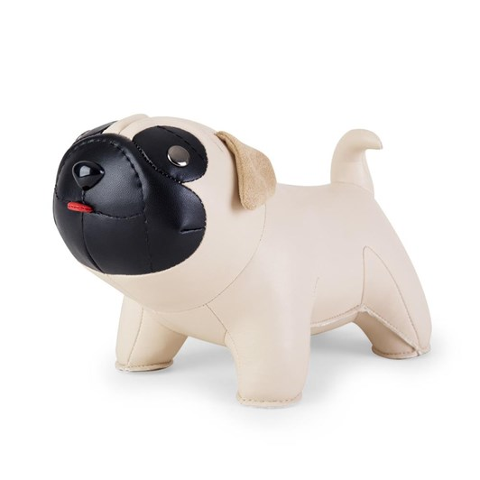 Zuny: Bookend Classic Pug