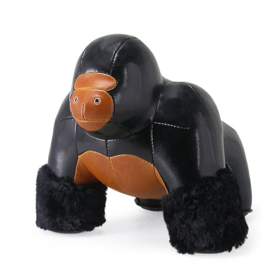 Zuny: Doorstop Gorilla Black - black
