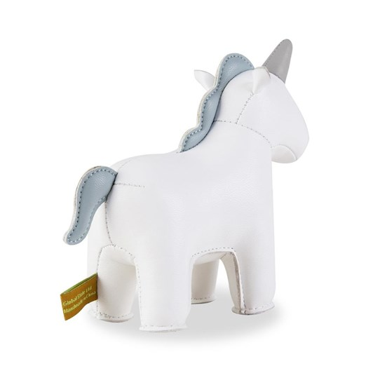 Zuny: Paperweight Unicorn White