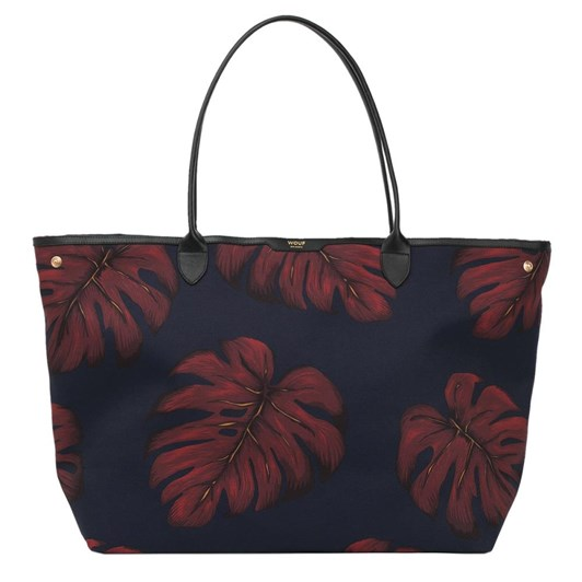 Wouf: Tote Bag Leaves