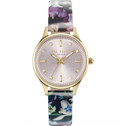 Ted Baker Ld 3Hd Dte Gld Pur Mlti