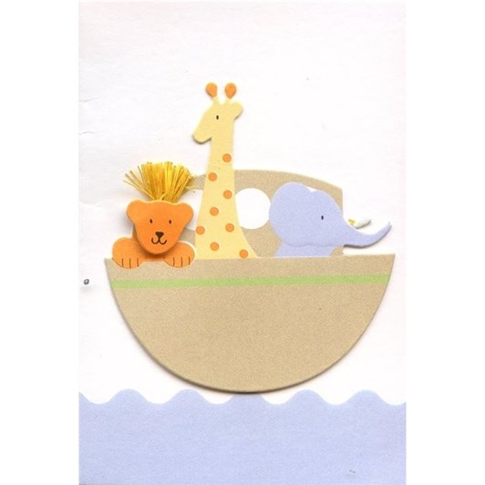 Oxted Enclosure/Noah's Ark Card