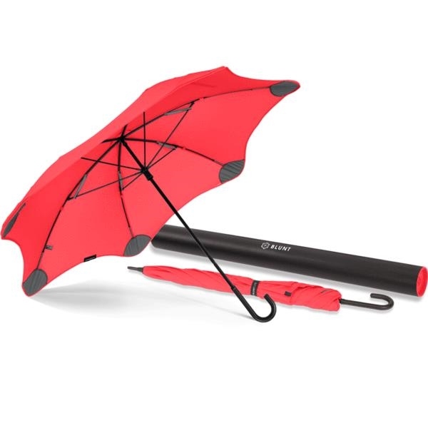 Blunt Lite Umbrella V1 - red