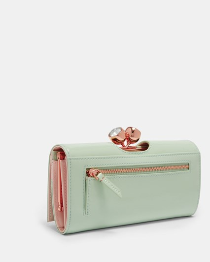 Ted Baker Honeyy Twisted Bobble Patent Matinee