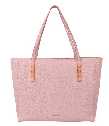 Ted Baker Paigie Soft Grain Large Zip Tote