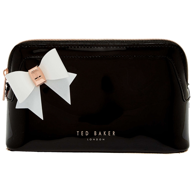 2ff4010711 Women's Accessories - Ted Baker Aubrie Bow Makeup Bag - Ballantynes ...