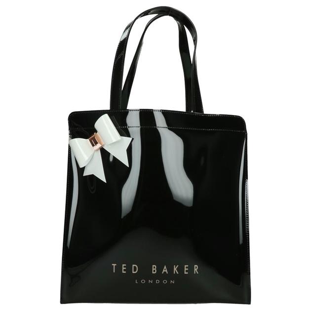 3f9e493f3ba Bags - Ted Baker Auracon Large Bow Icon Bag - Ballantynes Department ...