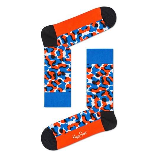 Happy Socks Black & Blue Sock