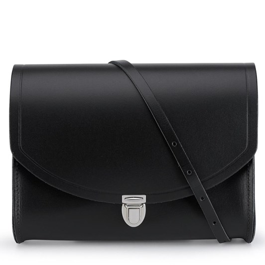 Cambridge Satchel Large Push Lock Bag