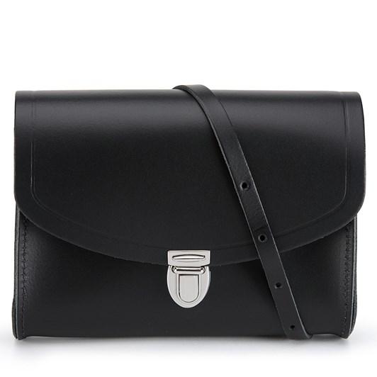 Cambridge Satchel Push Lock Bag