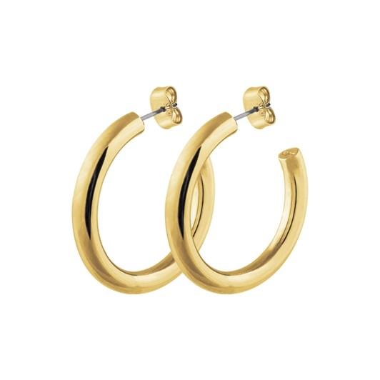 Dyrberg Kern Cirkula Shiny Gold Earring