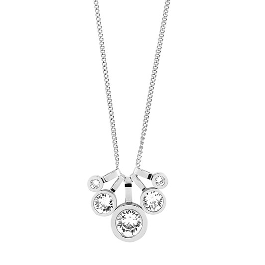 Dyrberg Kern Ebele Ss Crystal Necklace