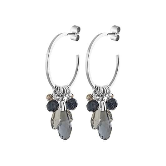 Dyrberg Kern Sedum Ss Silver Night Earring