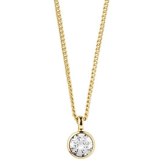 Dyrberg Kern Ette Sg Crystal Necklace