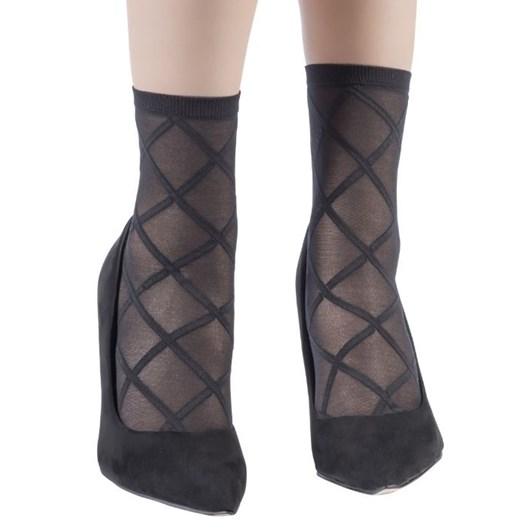 Emilio Cavallini Large Diamond Socks