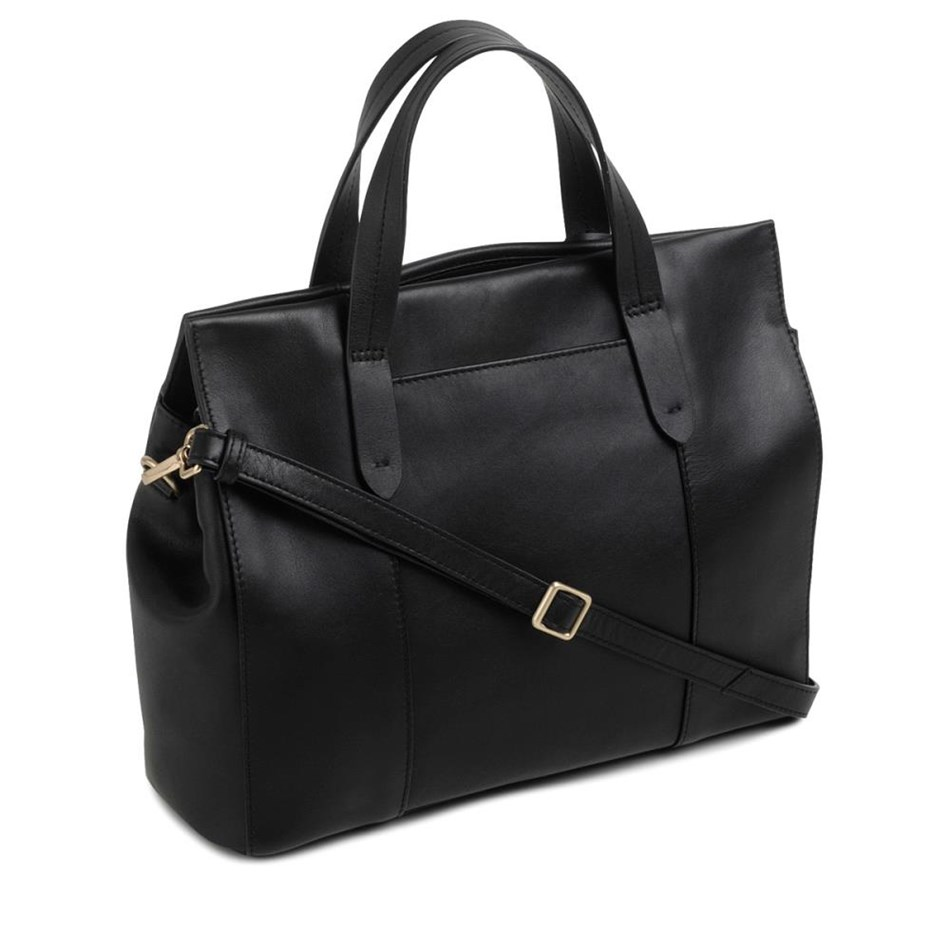 Radley Abbotsford House Medium Multiway Leather Bag -