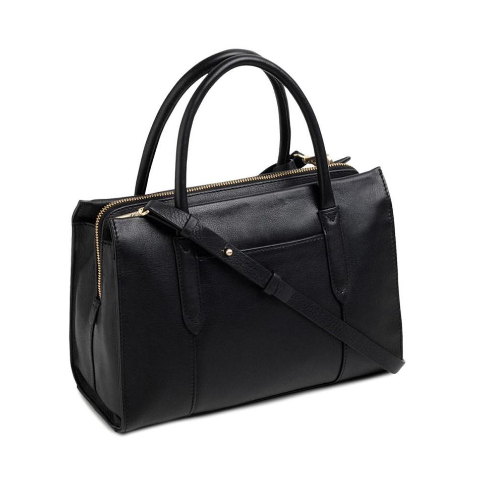 Radley Arlington Court Medium Multiway Grab Compartment Leather Bag -